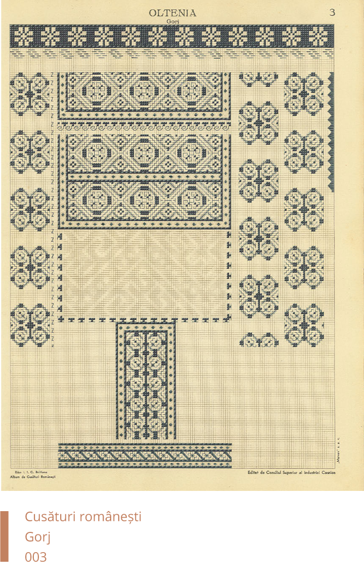 Gorj Decoration