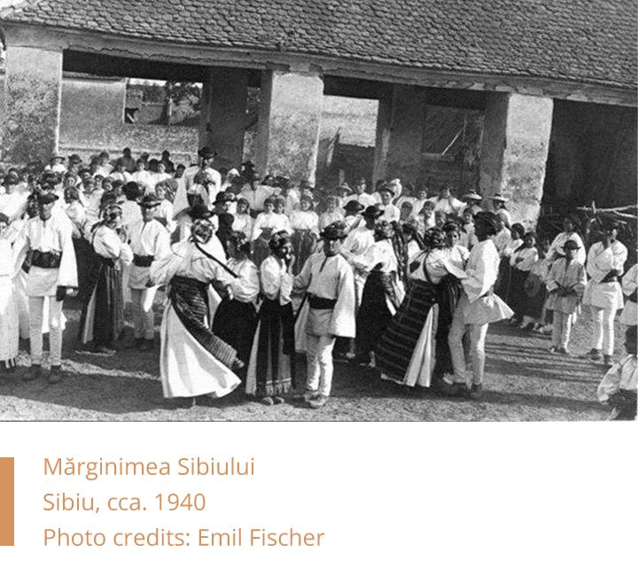 Marginimea Sibiului. Photo Credits - Emil Fischer, 1940cca